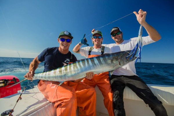 Angry Seas // High Speed Trolling - Wahoo Season - Florida